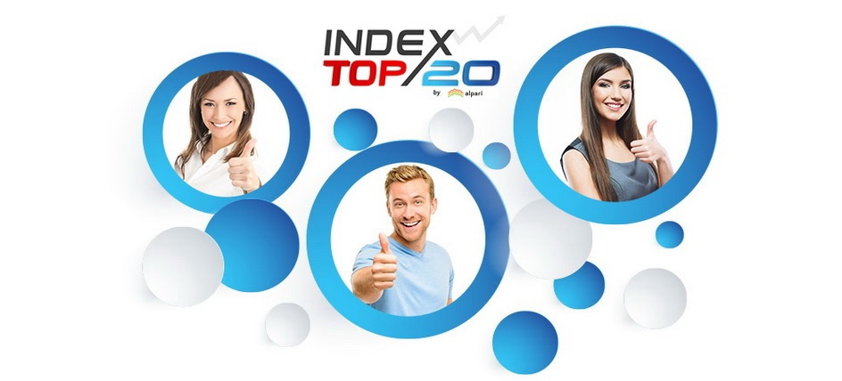 Преимущества Index TOP 20